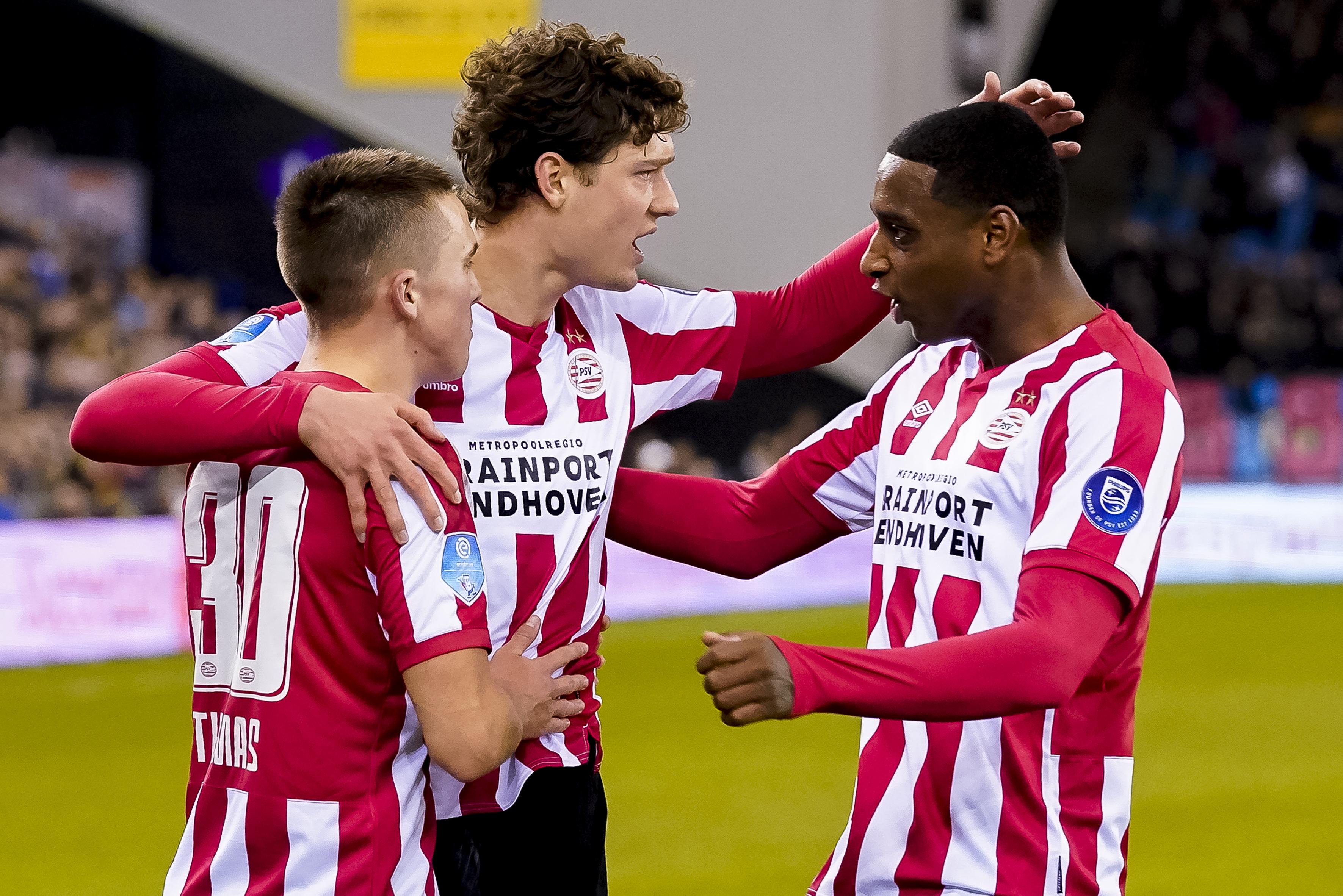 ONLY GOAL NETHERLANDS - PSV Sam Lammers