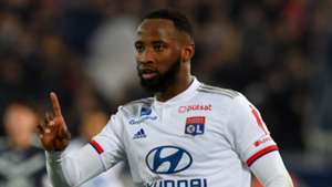 Lampard: Chelsea still not interested in Lyon striker Dembele