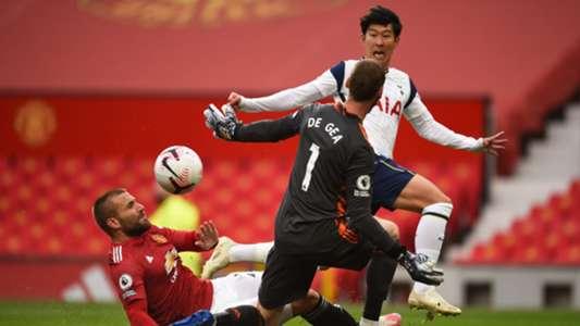 ยับยู่ยี่! สเปอร์สยำใหญ่แมนฯยูฯ 10 คน 6-1 | Goal.com