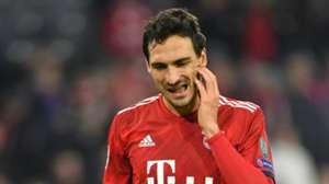 Mats Hummels Bayern Munich 2018-19