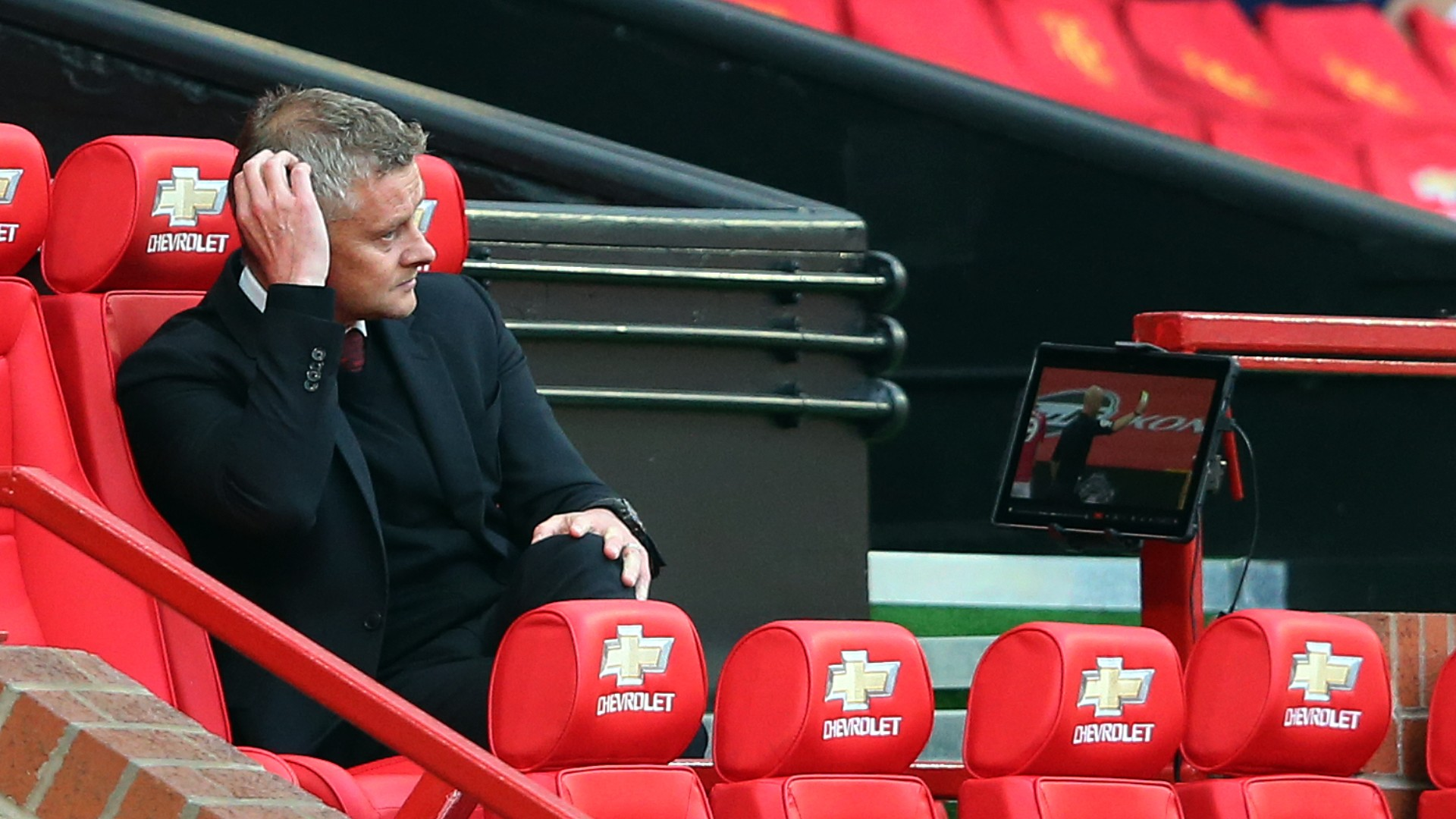 Solskjaer contemplating changes to address 'noticeable' difference in home form