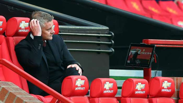 Solskjaer contemplating Man Utd changes to address 'noticeable' difference in home form (2020)