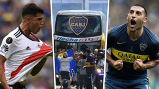 Boca Juniors River Plate GFX