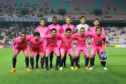 Afc champions league, Kitchee 0:3 lost to Jeonbuk Hyundai Motors.