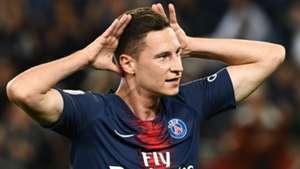 Julian Draxler Paris Saint-Germain PSG 2018-19