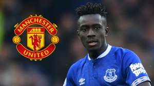 Idrissa Gueye Everton Man Utd