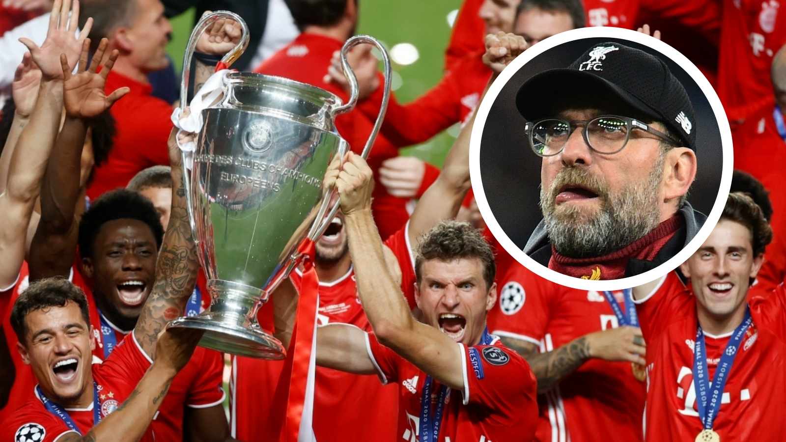 Klopp Claims Bayern Were A Little Lucky In Champions League Win Thanks To Bundesliga Advantage Goal Com