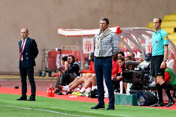 Thierry Laurey Monaco Strasbourg L1