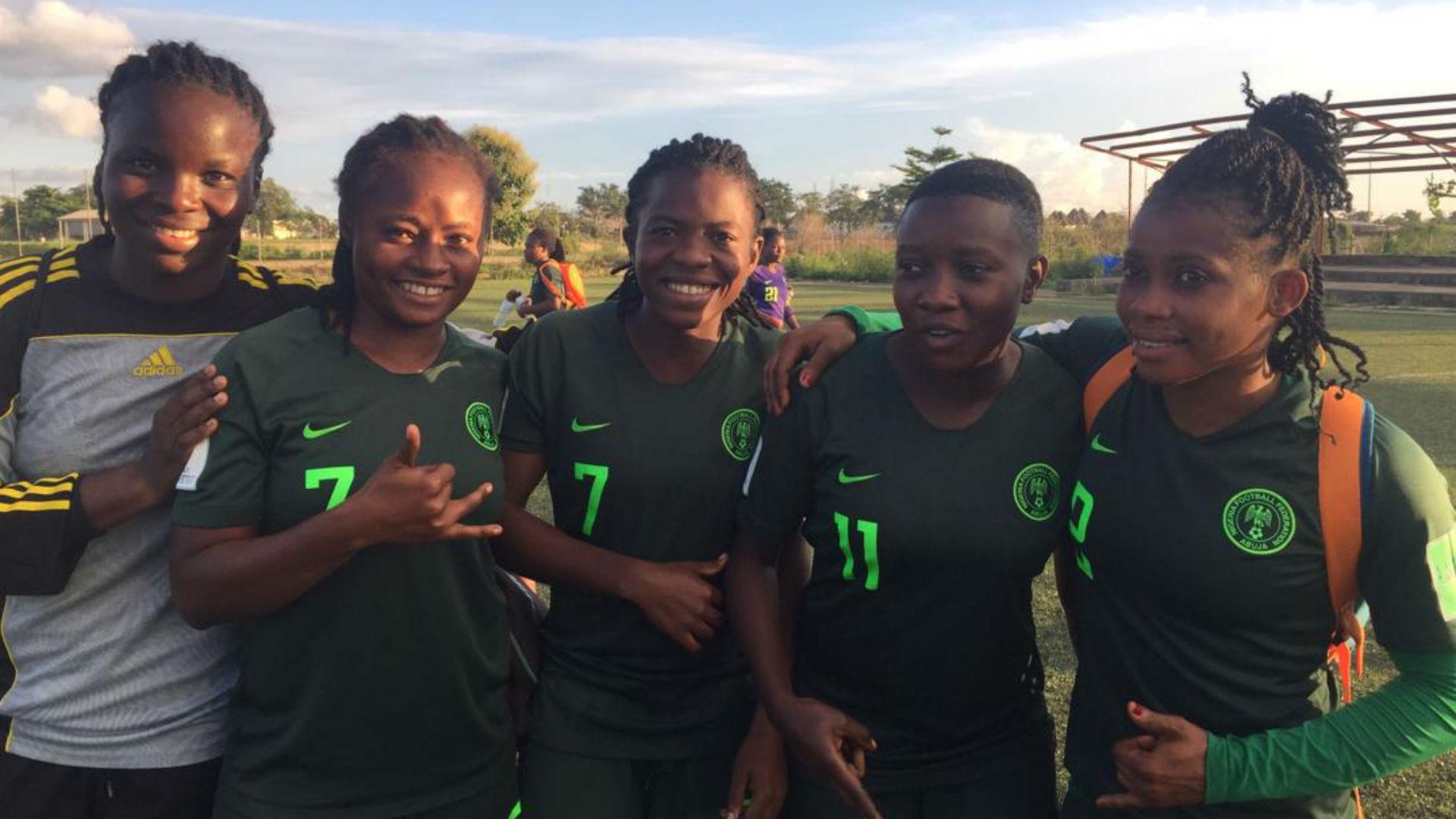 Coronavirus: Nigeria's U20 Women's World Cup qualifying camp suspended