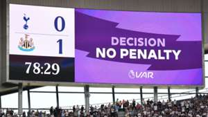 VAR, Tottenham vs Newcastle