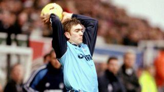 Dave Challinor Tranmere Rovers