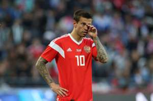 ONLY GERMANY Fedor Smolov Russia 05062018