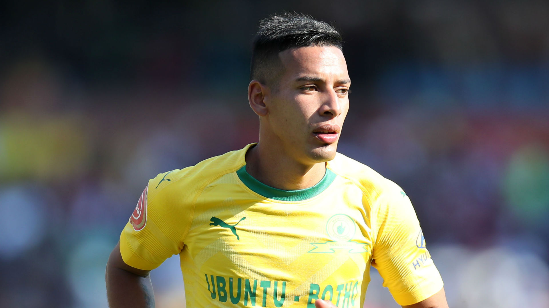 Mngqithi: Sirino will be allowed to leave Mamelodi Sundowns 'if right offer comes' in