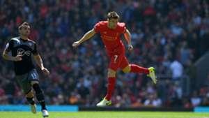 James Milner Liverpool Southampton