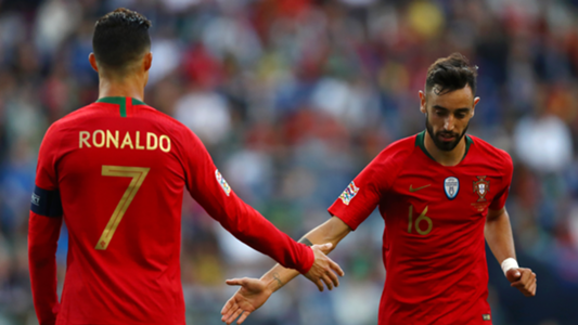 Ronaldo's transfer to Man Utd fuelled Fernandes' interest in 'dream' move to Old Trafford   Goal.com