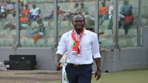 'Black Stars will work hard to qualify for World Cup' Ghana coach Akonnor