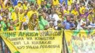 Yanga SC fans.