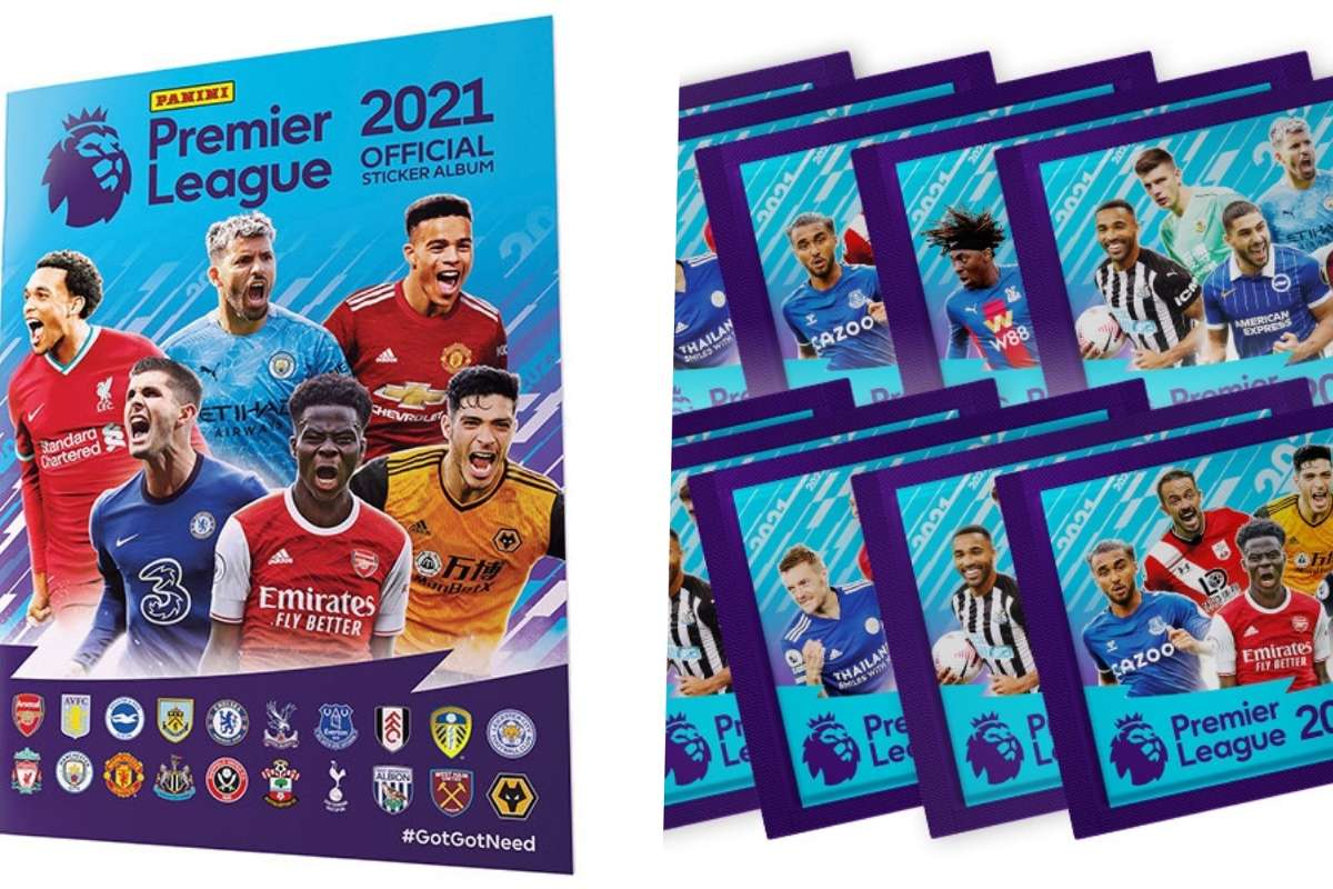 Panini Premier League Stickers How Much Will It Cost To Fill 2021 Album How Can You Fill In Missing Players Goal Com