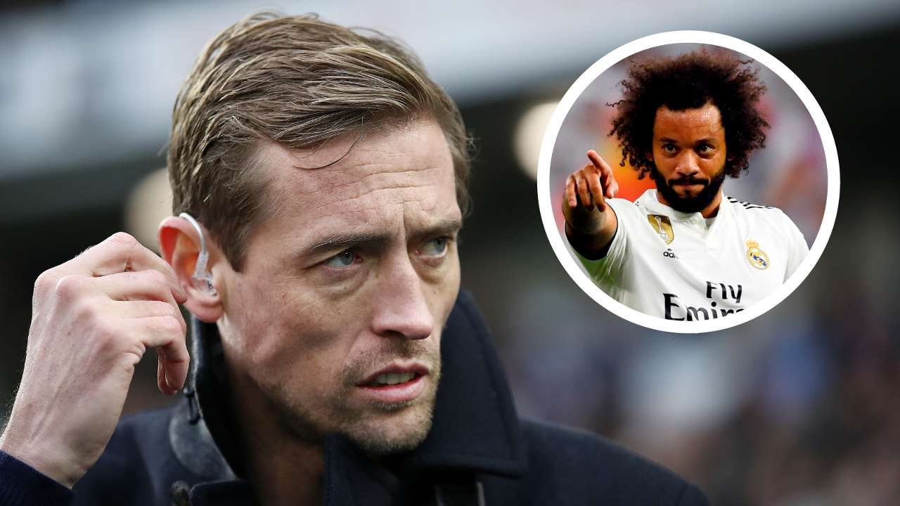 Crouch/Marcelo composite