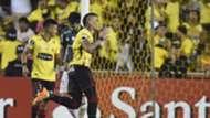 Jonatan Alvez Barcelona Guayaquil Palmeiras Libertadores 05072017