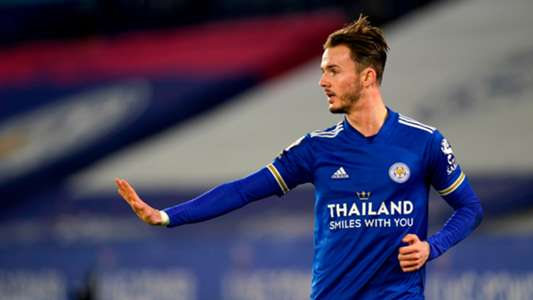 'I tried to make it light-hearted' – Maddison explains socially-distant celebration after Leicester goal