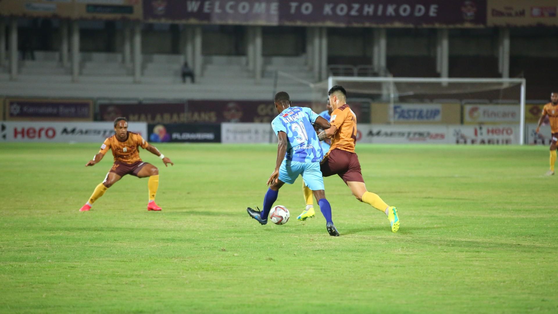 Gokulam Kerala vs Punjab