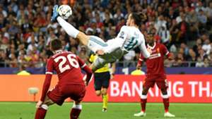 Gareth Bale Real Madrid Liverpool UCL