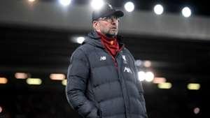 Klopp Liverpool Atletico Madrid