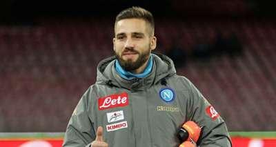 Leonardo Pavoletti Napoli Sampdoria Serie A