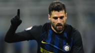 Antonio Candreva Inter Bologna Coppa Italia