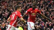 Ander Herrera Paul Pogba Manchester United