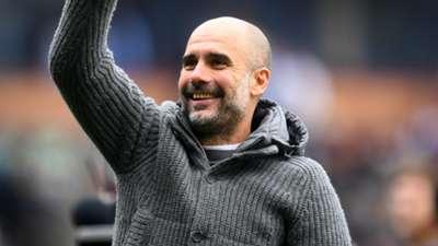 Pep Guardiola Manchester City 2018-19