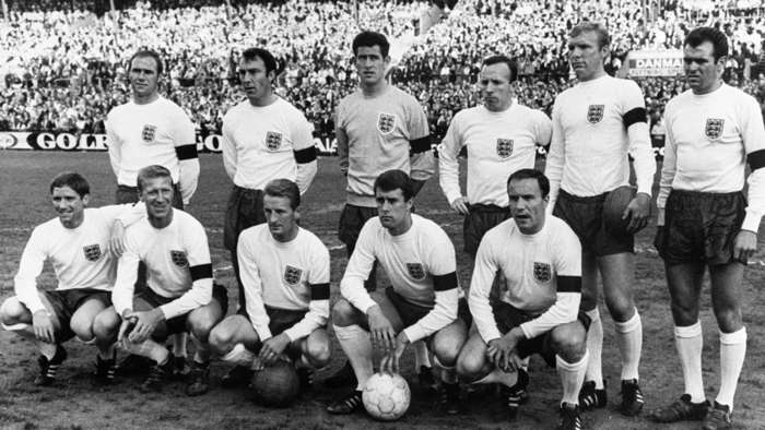 England national football team 1966