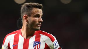 Saul Niguez Atletico Madrid 2019-20