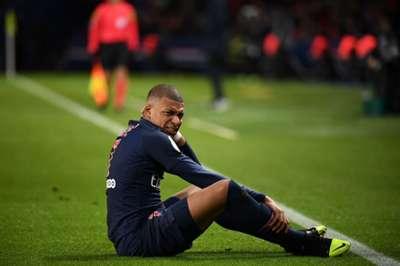 Mbappe PSG Rennes