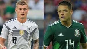 ドイツ対メキシコ