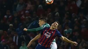 Moises Marcos Caceres Cerro Porteno Palmeiras Libertadores 09082018