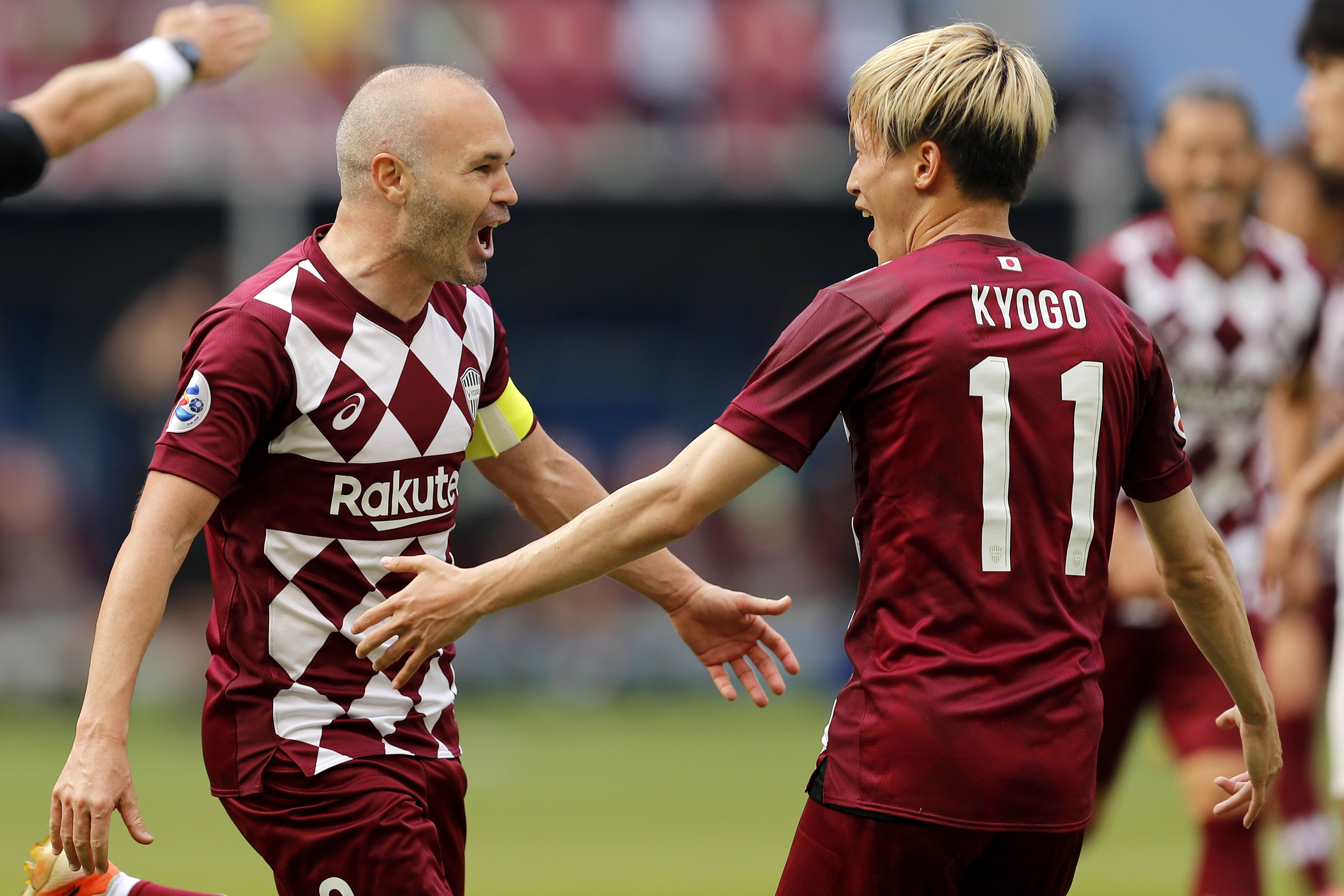 AFC Champions League: Andres Iniesta makes a mark in Doha as Vissel Kobe reach the quarter-finals