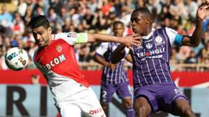 Radamel Falcao Issa Diop Monaco Toulouse Ligue 1 29042017