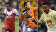 Liga MX collage