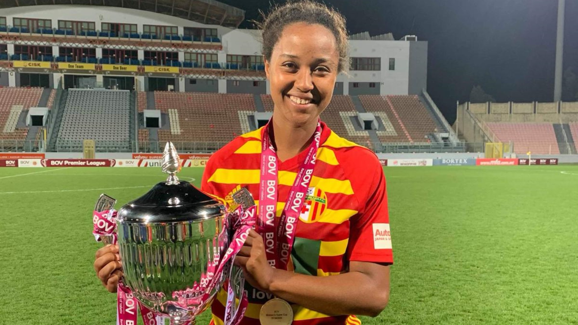 Anu's Birkirkara retain BOV Women's League title as Abera emerges top scorer in Malta