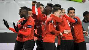 Ismaila Sarr Rennes Arsenal UEFA Europa 07032018