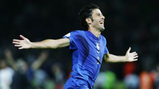 Fabio Grosso Italy France 2002 World Cup