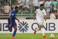 عبد الفتاح العسيري الأهلي الهلال دوري أبطال آسيا