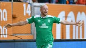Davy Klaassen, Werder Bremen, 09222018