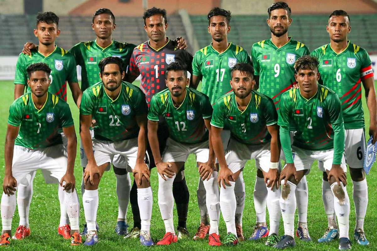 Bangladesh beefs up preliminary SAFF squad by adding expatriate footballer  Yusuf Haque   Goal.com