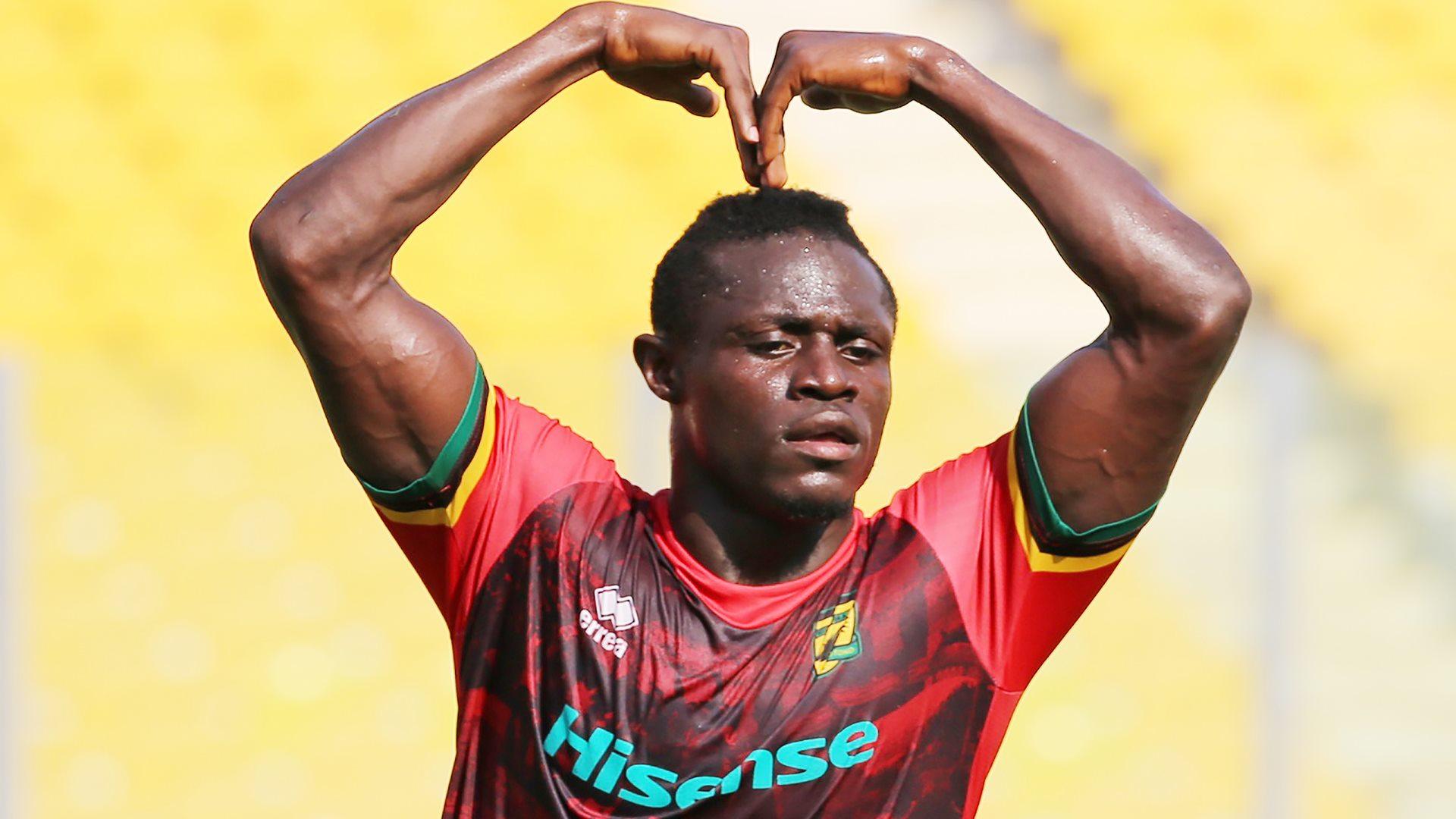 Former Asante Kotoko striker Opoku: I need more Ghana matches to prove myself   Goal.com