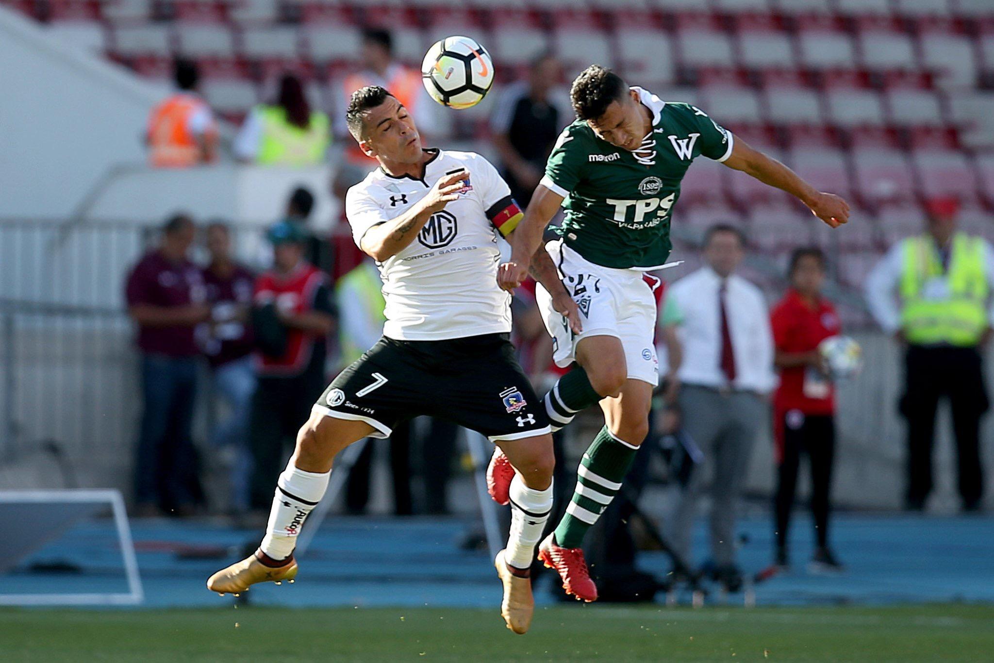Colo Colo v Santiago Wanderers Crónica del partido, 26/01/18 ...