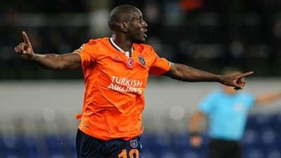 Demba Ba Basaksehir Manchester United 11/04/20
