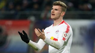 Timo Werner RB Leipzig 2018-19